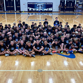 South Titan Basketball Camp 2021