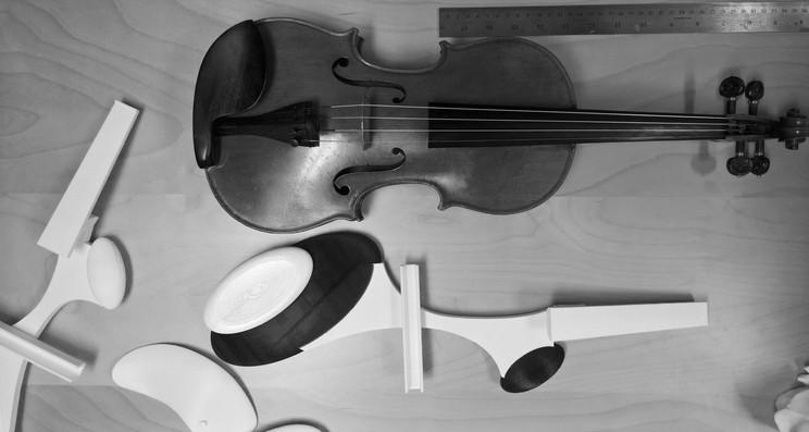 Repetivo Violin
