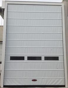 puerta rapida plegable acematic