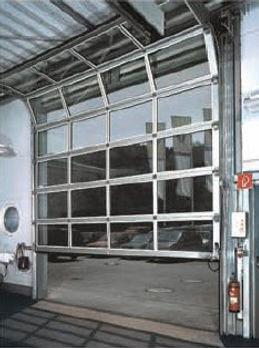 puerta seccionable acematic