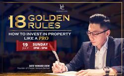 18 Golden Rules
