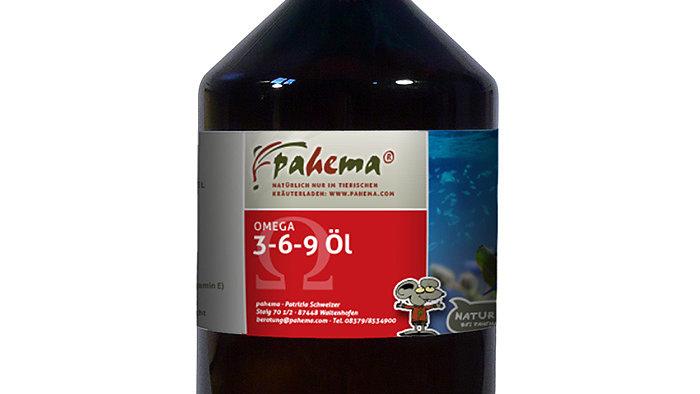 3-6-9 Öl von Pahema 250ml