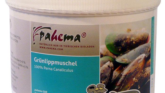 Grünlippmuschel-Pulver 100g von Pahema