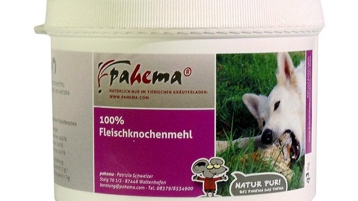 Fleischknochenmehl Rind von Pahema 300g