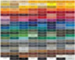 RAL Colours, JDM Powder Tech Ltd
