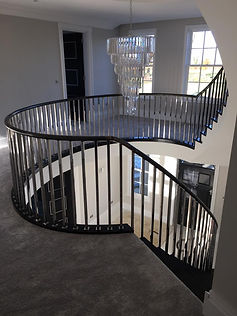 Twenty Four Hour Engineering Fabrication Staircase