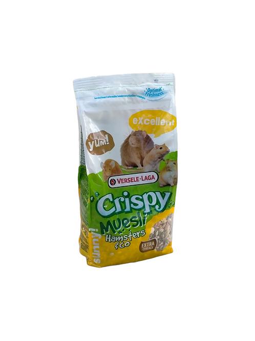 Crispy müesli Hamster & Co