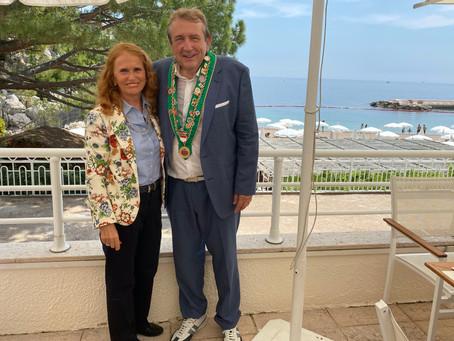 La Chaîne et le Skal à Monaco