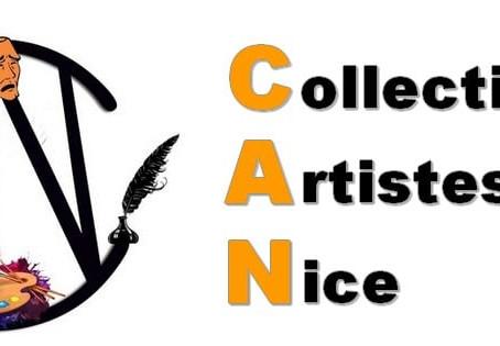 Nice: les artistes jouent collectif...