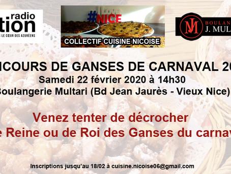 Concours de Ganses de Carnaval 2020