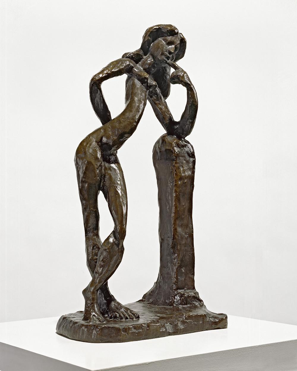 Henri Matisse, La Serpentine, 1909, bronze, H. 56, 5 cm Don de Mme Jean Matisse à l'État, 1978, pour dépôt au musée Matisse, Nice – Musée d'Orsay, Paris © Succession H. Matisse / Photo : François Fernandez.