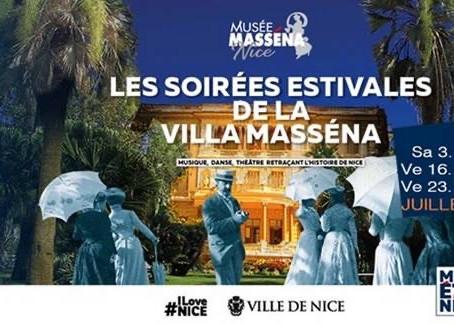 L'été au Musée Masséna