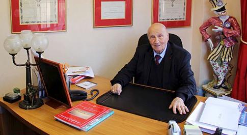 Le Docteur Alain Frère. © DR