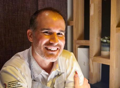 Guillaume Arragon: la cuisine sensible...