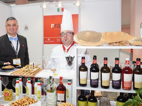 L'Italie au Chefs World Summit - Première Partie