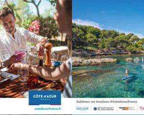 Côte d'Azur: la reprise se joue aujourd'hui