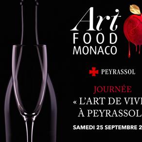 Art et vins à Peyrassol