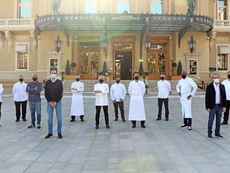 Les Chefs de la SBM cuisinent pour les plus démunis