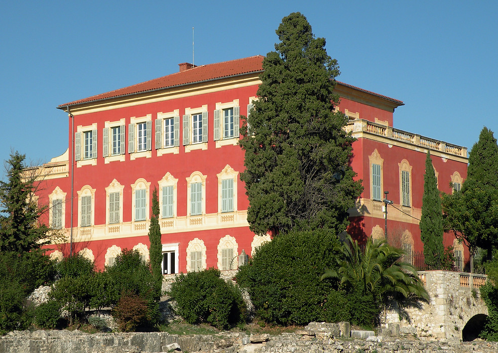 Le Musée Matisse. Photo Ville de Nice.
