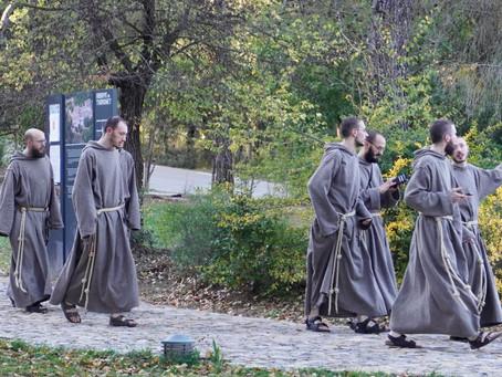L'abbaye du Thoronet: les pierres sauvages...