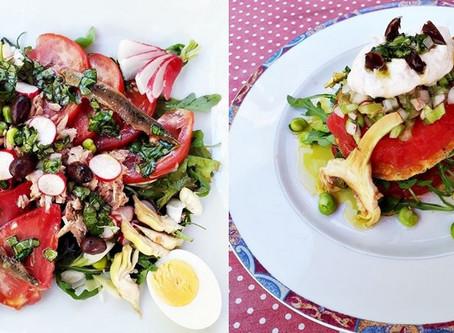 Salade Niçoise: la gagnante du concours