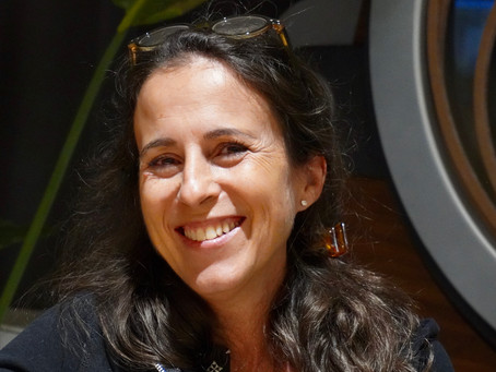 Nadine Solomas: le bois et la vie...