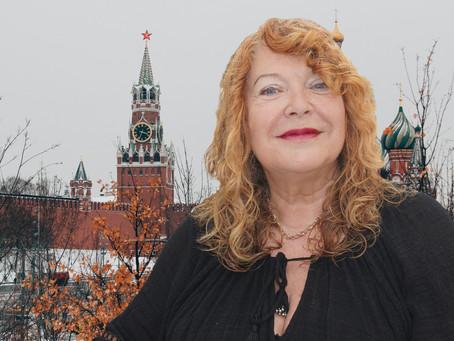 Elena Joly: La Russie au cœur...