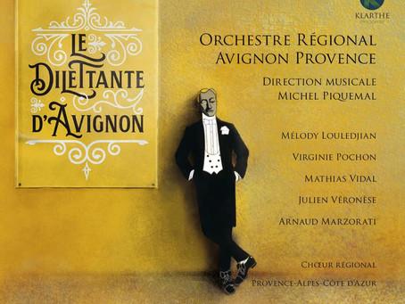 Idée cadeau du Chœur Région Sud: Le dilettante d'Avignon