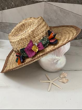 Sombrero piel de pescado #2