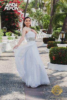 Vestido de novia #9