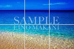 ハワイ写真パネル