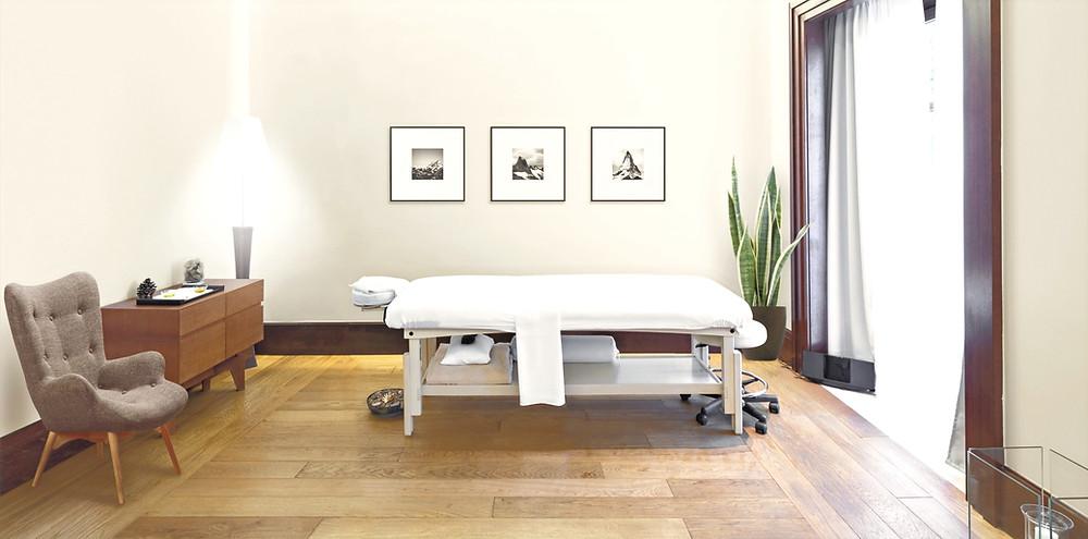 lit massage kiné mk