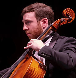 Jesse Smith Cello Magnolia String Quartet