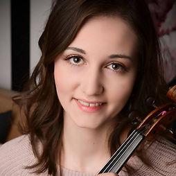 Victoria Pedroza Violin Magnolia String Quartet