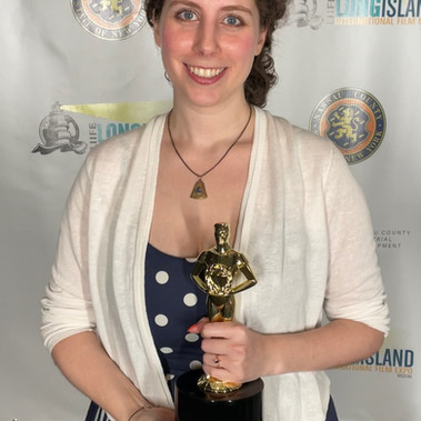"""Nancy Menagh Brings Home """"Best Director"""" Award from LIIFE, 5th Award of the Festival"""