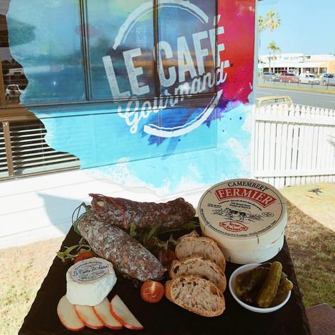 Le Gourmand Cafe, Mermaid Beach
