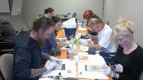 Tattoo Academy & School