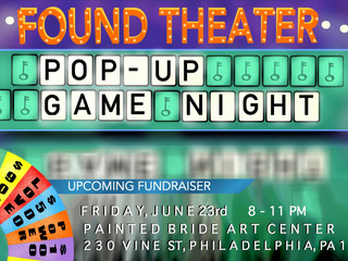 Support Found on POP-UP GAME NIGHT!