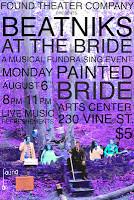 Beatniks at The Bride!