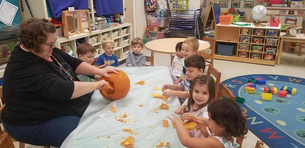 Chris Crocker Pumpkin Time