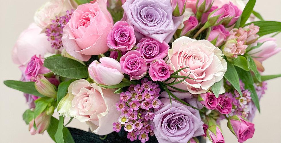 Lavender & Pinks