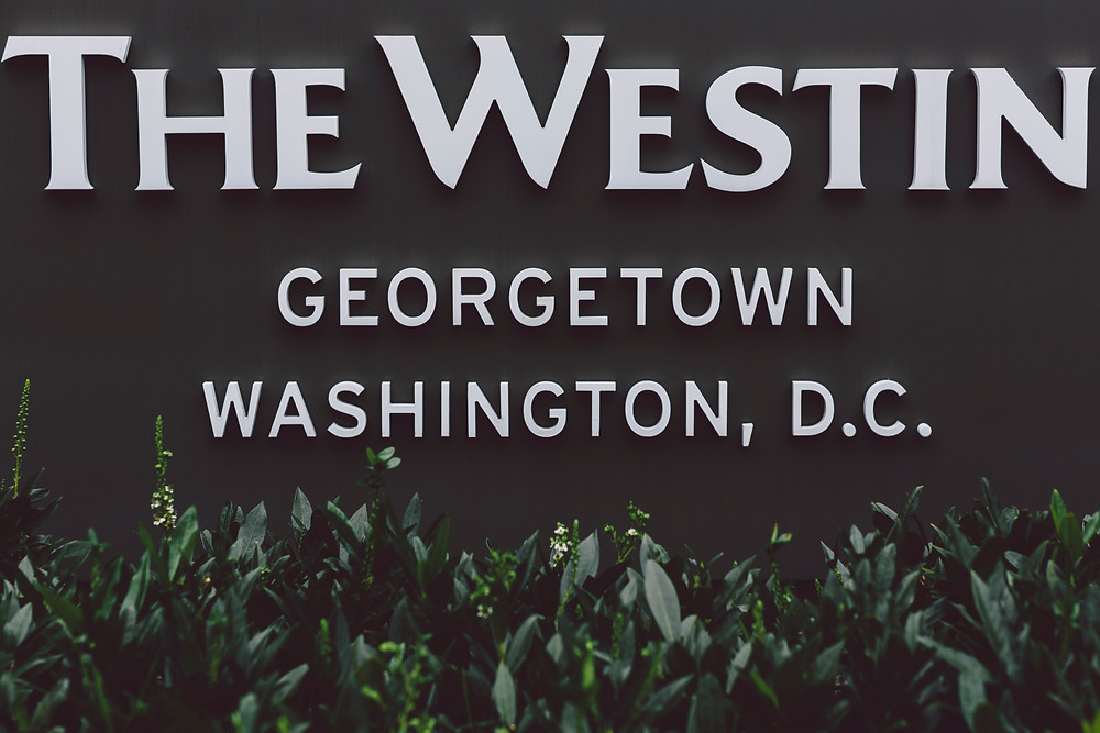The Westin Georgetown Washington DC Wedding
