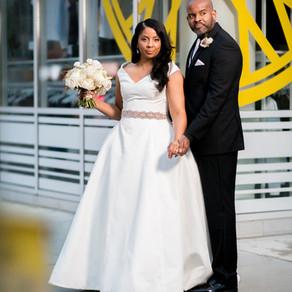 Tomika & Jean-Philippe | The Westin Georgetown Wedding | Washington, D.C.
