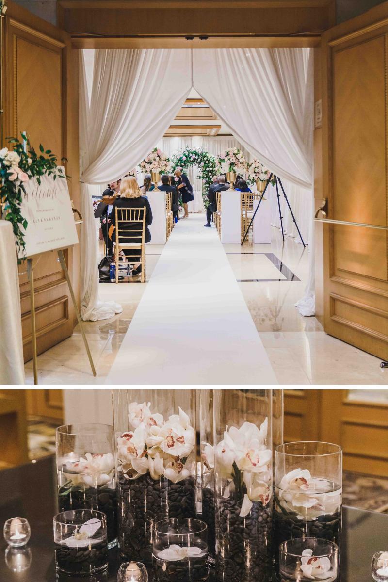 Oochay Wedding Decor & Event Florist Washington DC DMV MD VA Gaithersburg