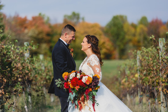 Maryland Wedding Florist, Designs by Oochay