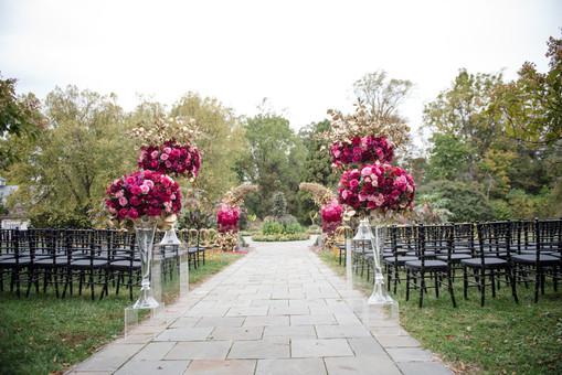 Cylburn Arboretum Wedding_Designs by Ooc