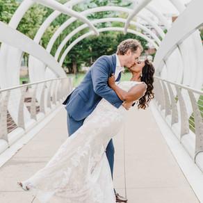 Aida & Brian | District Winery Wedding |  Washington, D.C.