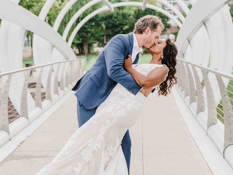 Aida & Brian | District Winery Wedding |  Washington, D.C.