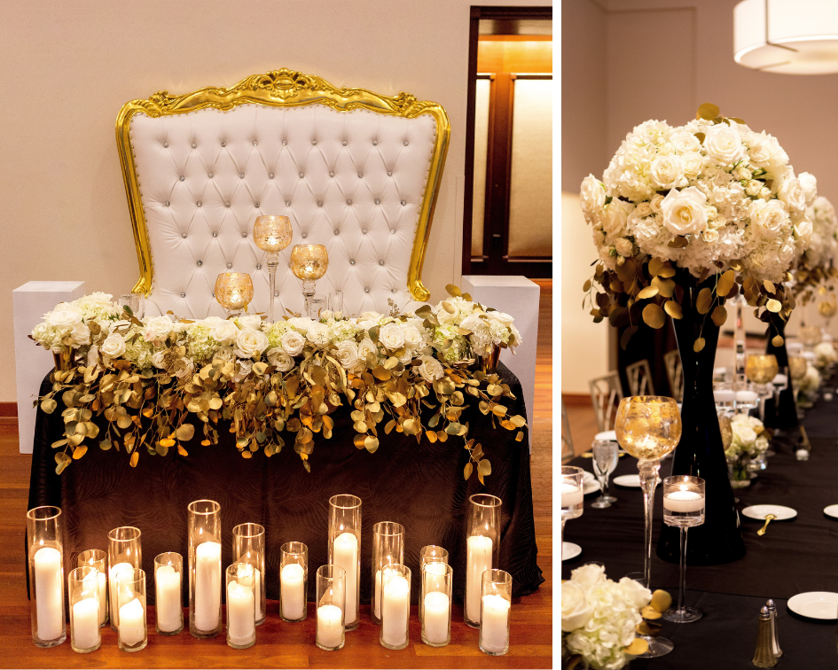The Westin Georgetown Washington DC Wedding Floral Design