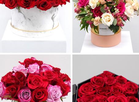 Valentine's Day Flowers Pop Up Shop | Bethesda, MD